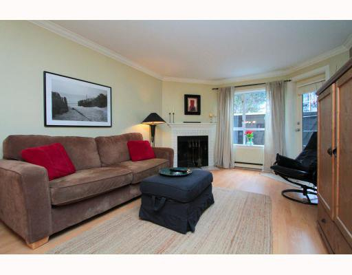 Photo 2: Photos: 119 555 W 14TH Avenue in Vancouver: Fairview VW Condo for sale (Vancouver West)  : MLS®# V808862