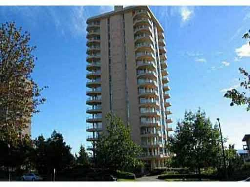 """Main Photo: 1401 123 E KEITH Road in North Vancouver: Lower Lonsdale Condo for sale in """"VICTORIA PLACE"""" : MLS®# V837054"""