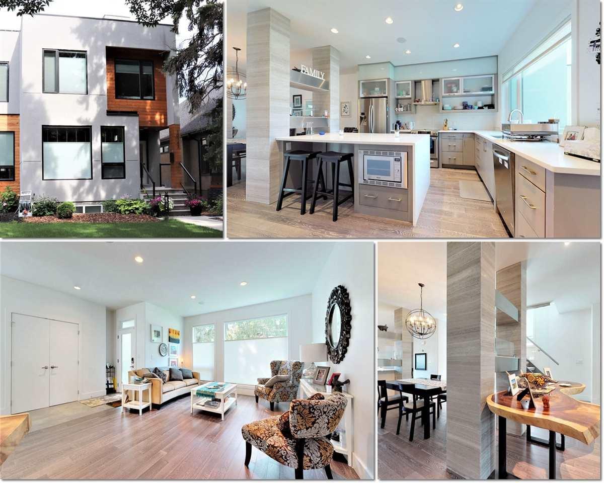 Main Photo: 10143 88 Street in Edmonton: Zone 13 House Half Duplex for sale : MLS®# E4169454