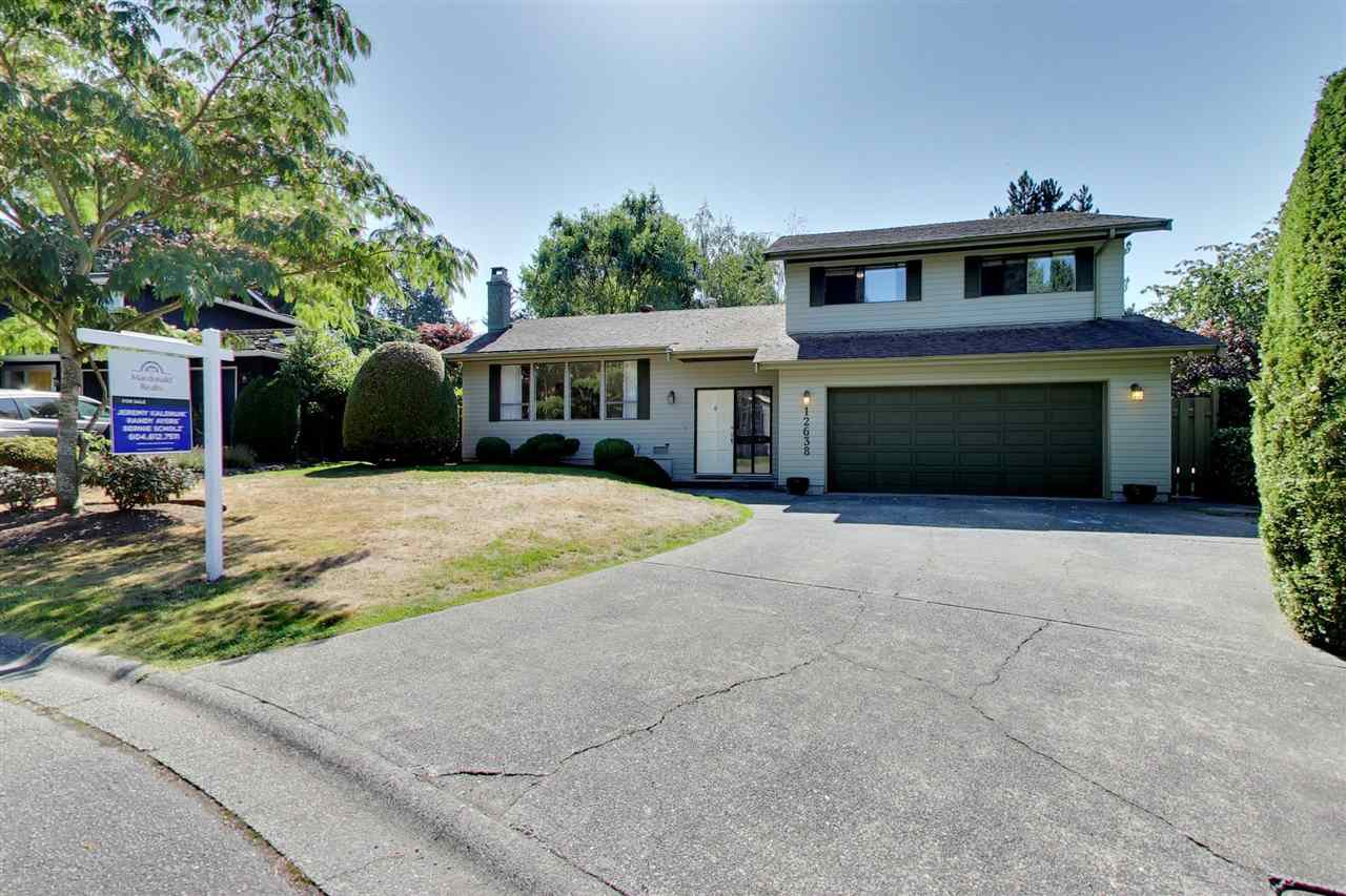 "Main Photo: 12638 25A Avenue in Surrey: Crescent Bch Ocean Pk. House for sale in ""Ocean Park"" (South Surrey White Rock)  : MLS®# R2403421"