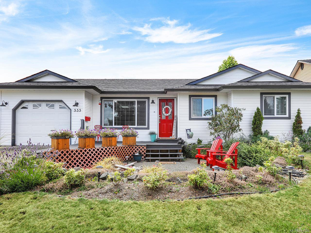Main Photo: 535 Cove Pl in CAMPBELL RIVER: CR Willow Point House for sale (Campbell River)  : MLS®# 834526