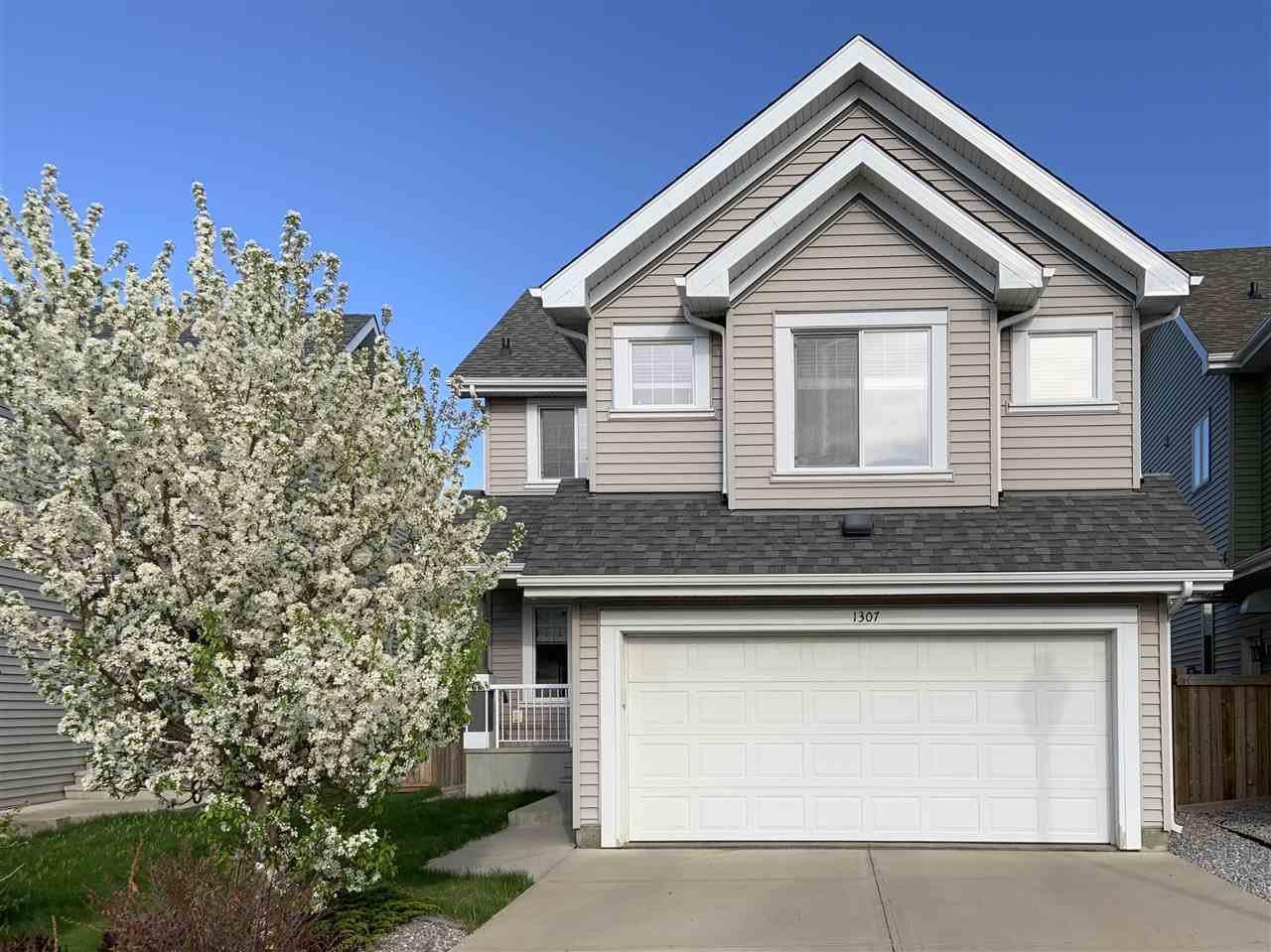 Main Photo: 1307 72 Street in Edmonton: Zone 53 House for sale : MLS®# E4194320