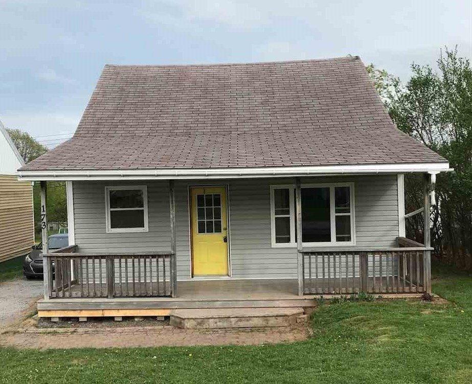 Main Photo: 173 Poplar Street in Pictou: 107-Trenton,Westville,Pictou Residential for sale (Northern Region)  : MLS®# 202008668