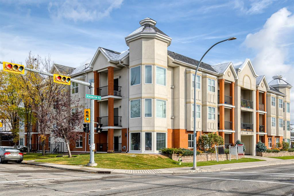 Photo 36: Photos: 107 2134 Kensington Road NW in Calgary: West Hillhurst Apartment for sale : MLS®# A1040983