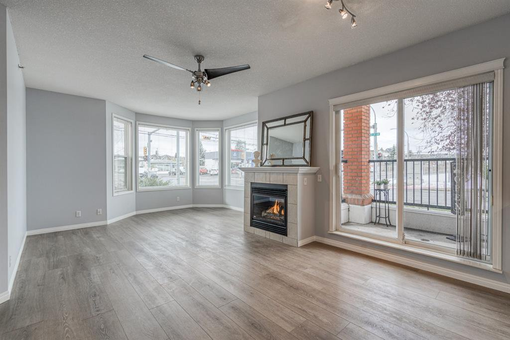 Photo 13: Photos: 107 2134 Kensington Road NW in Calgary: West Hillhurst Apartment for sale : MLS®# A1040983