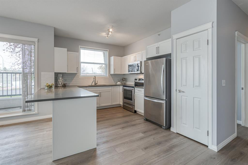 Photo 10: Photos: 107 2134 Kensington Road NW in Calgary: West Hillhurst Apartment for sale : MLS®# A1040983