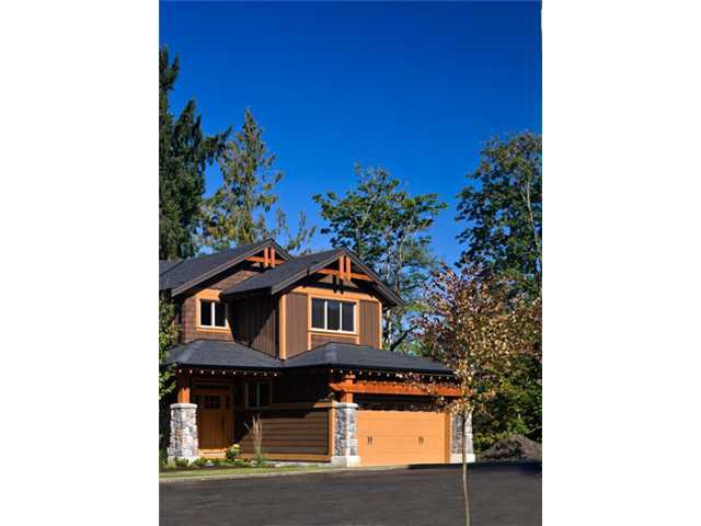 "Main Photo: 80 24185 106B Avenue in Maple Ridge: Albion House 1/2 Duplex for sale in ""TRAILS EDGE"" : MLS®# V842876"