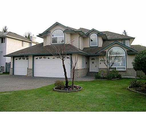 Main Photo: 12786 228TH ST in Maple Ridge: East Central House for sale : MLS®# V573736
