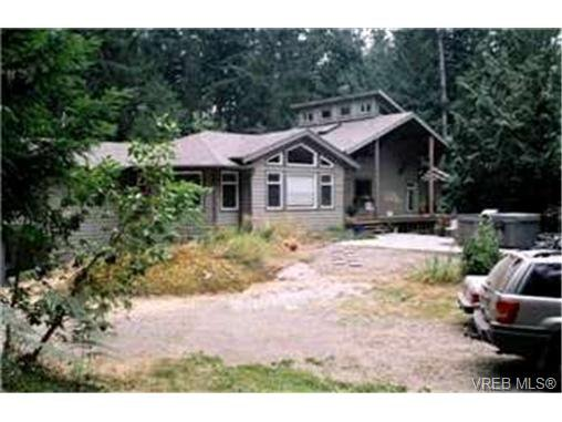 Main Photo:  in SHAWNIGAN LAKE: ML Shawnigan Single Family Detached for sale (Malahat & Area)  : MLS®# 415290