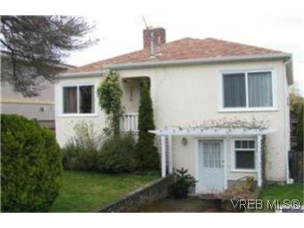 Main Photo:  in VICTORIA: Vi Oaklands Single Family Detached for sale (Victoria)  : MLS®# 460047