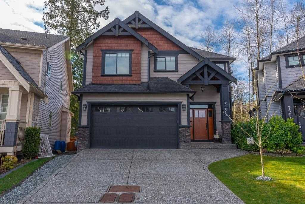"""Main Photo: 21004 76A Avenue in Langley: Willoughby Heights House for sale in """"YORKSON"""" : MLS®# R2448160"""