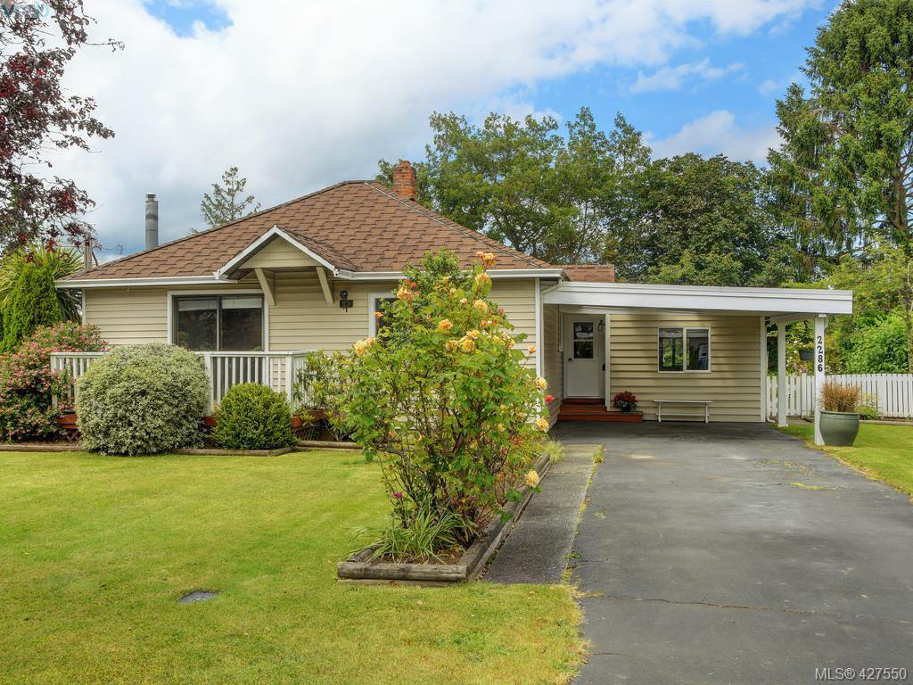Main Photo: 2286 Amherst Ave in SIDNEY: Si Sidney North-East Single Family Detached for sale (Sidney)  : MLS®# 842232