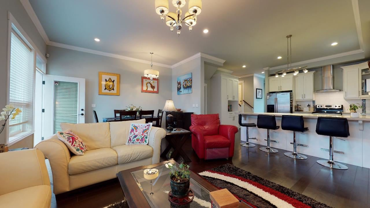 """Photo 12: Photos: 7317 192 Street in Surrey: Clayton 1/2 Duplex for sale in """"CLAYTON HEIGHTS"""" (Cloverdale)  : MLS®# R2489805"""