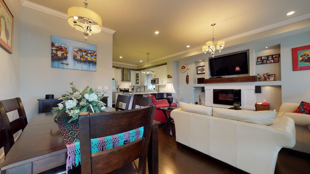 """Photo 6: Photos: 7317 192 Street in Surrey: Clayton 1/2 Duplex for sale in """"CLAYTON HEIGHTS"""" (Cloverdale)  : MLS®# R2489805"""