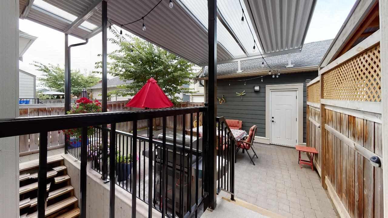 """Photo 39: Photos: 7317 192 Street in Surrey: Clayton 1/2 Duplex for sale in """"CLAYTON HEIGHTS"""" (Cloverdale)  : MLS®# R2489805"""