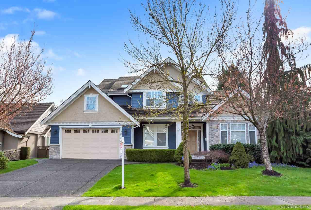 Main Photo: 3876 156B STREET in : Morgan Creek House for sale : MLS®# R2425825
