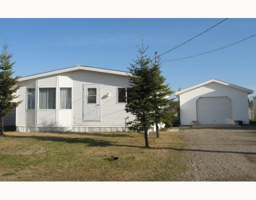 """Main Photo: 3935 COTTONWOOD Road in Fort_Nelson: Fort Nelson -Town Manufactured Home for sale in """"EAST SUB"""" (Fort Nelson (Zone 64))  : MLS®# N188873"""