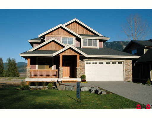"Main Photo: 104 14500 MORRIS VALLEY Road in Mission: Lake Errock House for sale in ""EAGLE POINT"" : MLS®# F2900856"