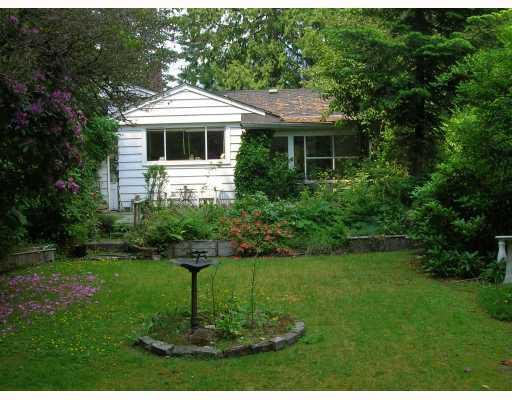 Photo 4: Photos: 1061 HANDSWORTH Road in North_Vancouver: Canyon Heights NV House for sale (North Vancouver)  : MLS®# V772403
