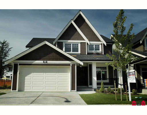 "Main Photo: 21163 81A Avenue in Langley: Willoughby Heights House for sale in ""YORKSON"" : MLS®# F2913570"