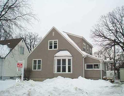 Main Photo: 327 LINWOOD Street in WINNIPEG: St James Single Family Detached for sale (West Winnipeg)  : MLS®# 2518298