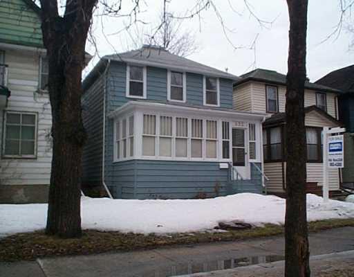 Main Photo: 695 JUBILEE Avenue in WINNIPEG: Fort Rouge / Crescentwood / Riverview Residential for sale (South Winnipeg)  : MLS®# 2403038