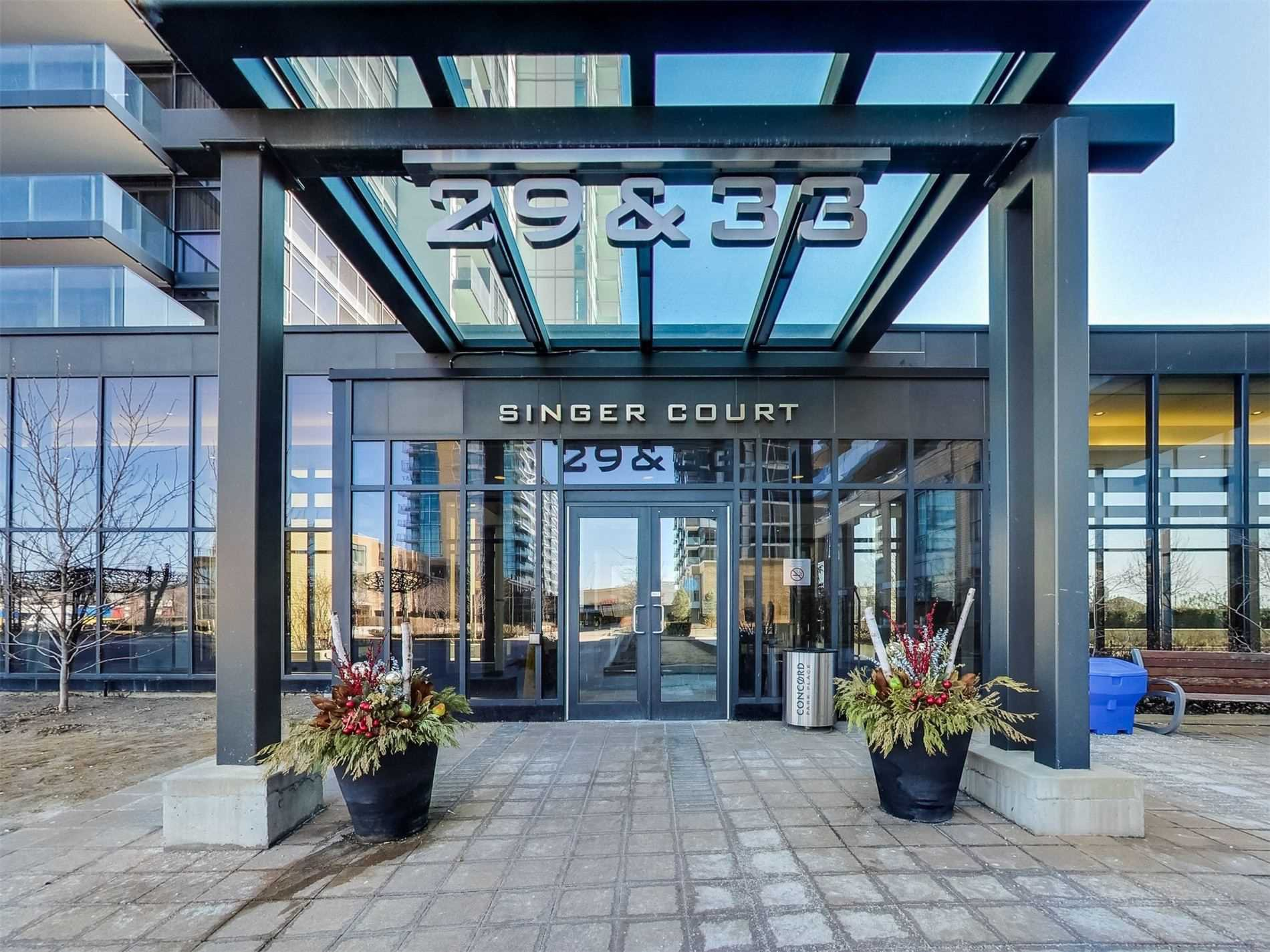 Photo 20: Photos: 501 29 Singer Court in Toronto: Bayview Village Condo for sale (Toronto C15)  : MLS®# C4614510