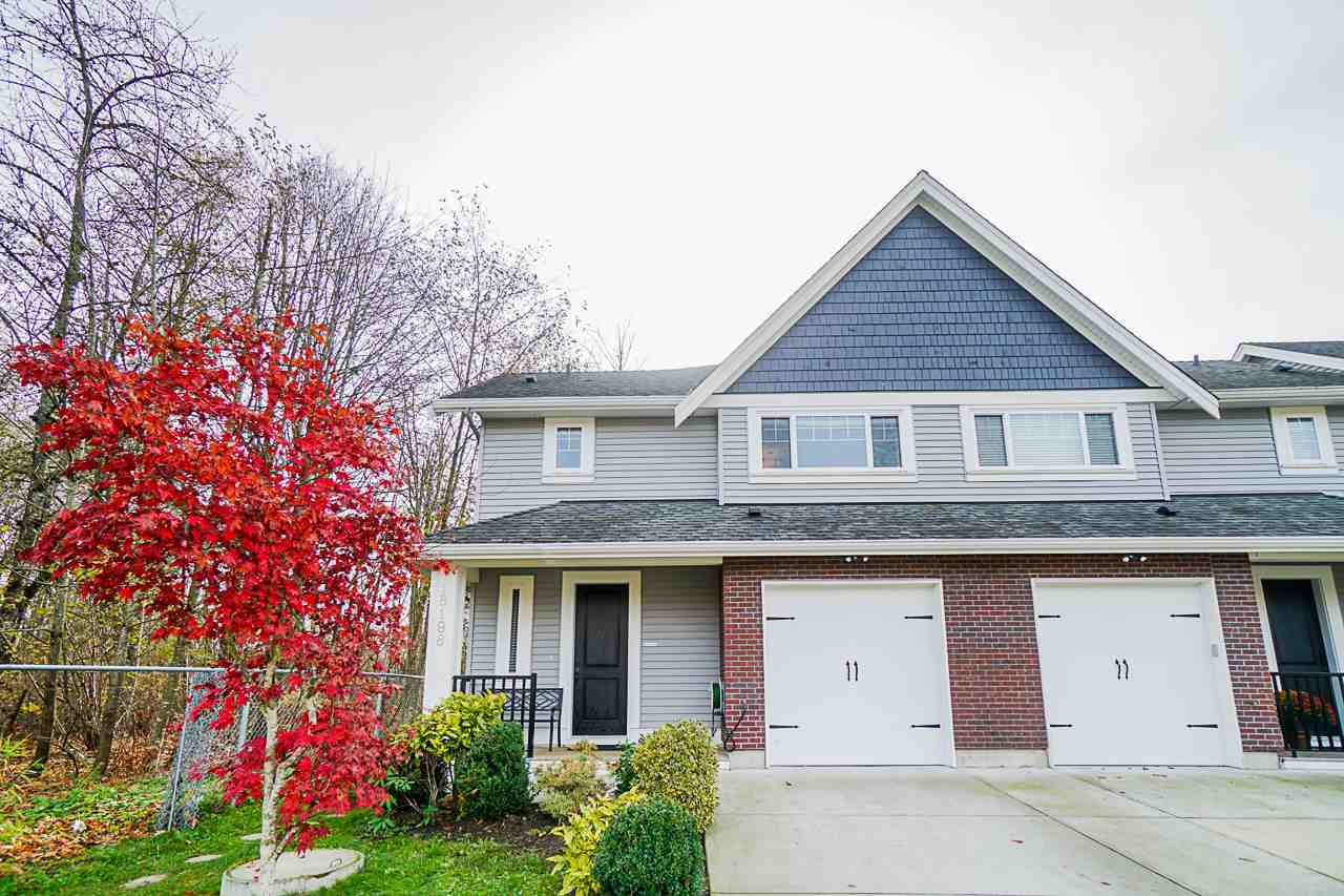 """Main Photo: 18198 70 Avenue in Surrey: Cloverdale BC House 1/2 Duplex for sale in """"Provinceton"""" (Cloverdale)  : MLS®# R2419982"""