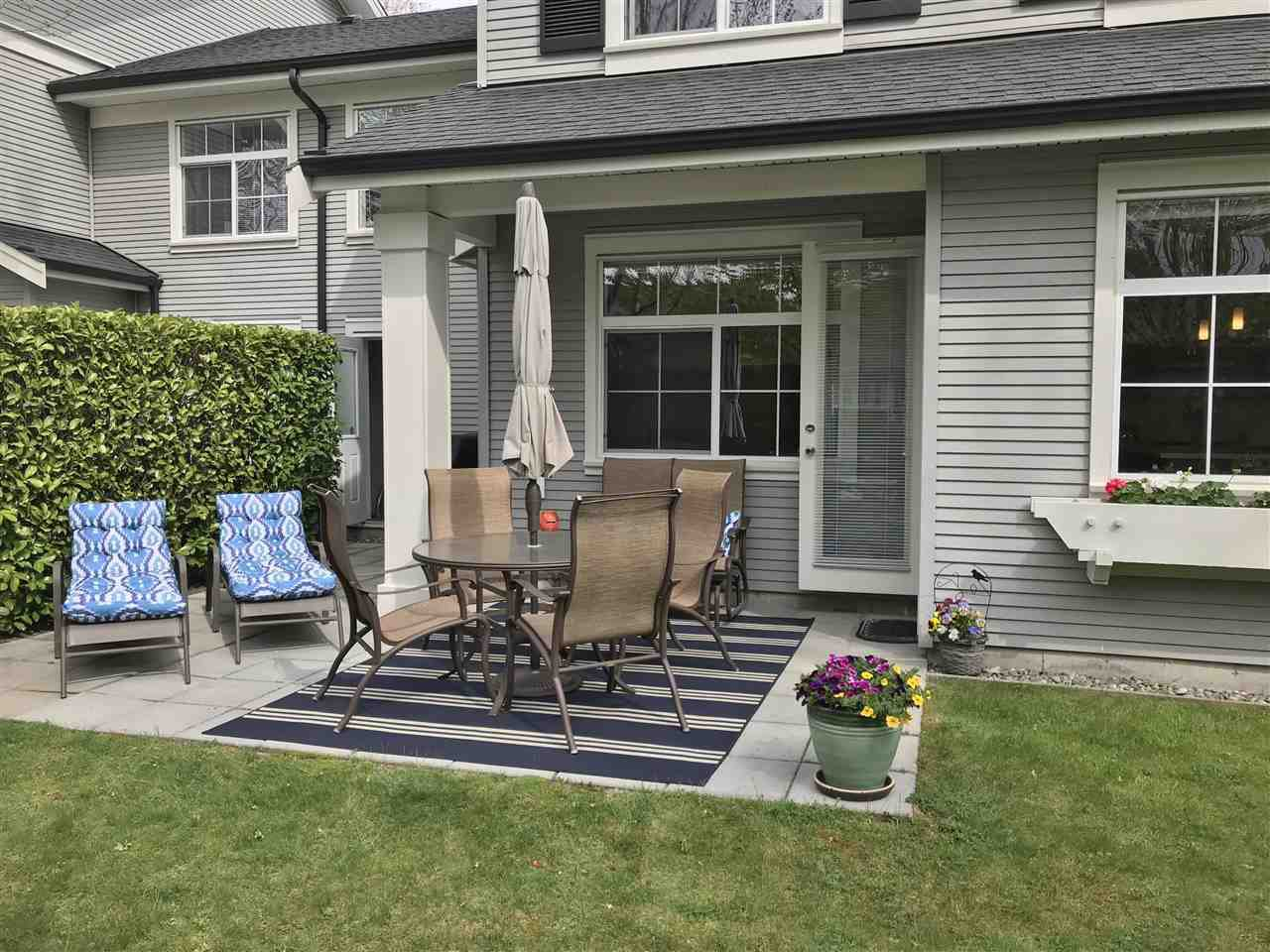 """Photo 17: Photos: 18 19490 FRASER Way in Pitt Meadows: South Meadows Townhouse for sale in """"Kingfisher at Osprey"""" : MLS®# R2444045"""