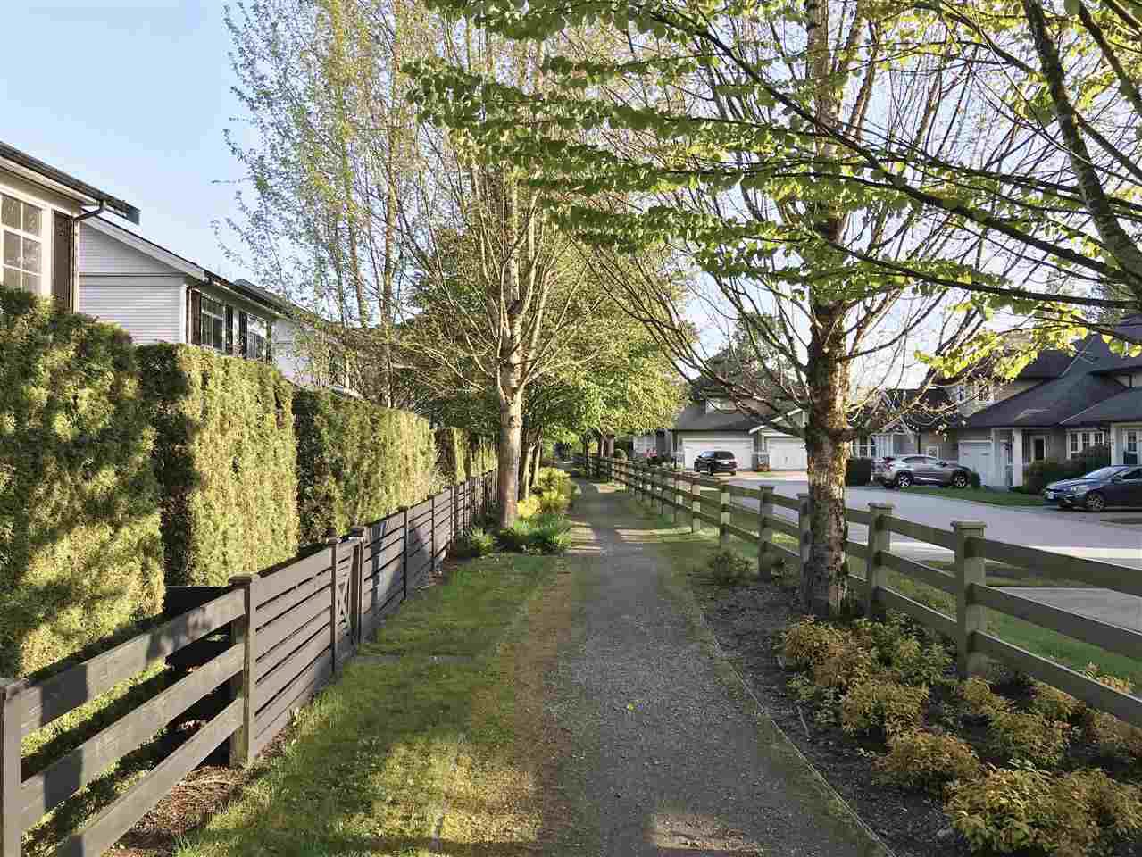 """Photo 20: Photos: 18 19490 FRASER Way in Pitt Meadows: South Meadows Townhouse for sale in """"Kingfisher at Osprey"""" : MLS®# R2444045"""