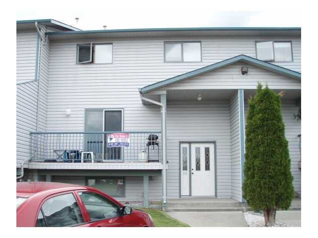 Main Photo: 115 433 KILLOREN Crescent in Prince George: Heritage Townhouse for sale (PG City West (Zone 71))  : MLS®# N202063