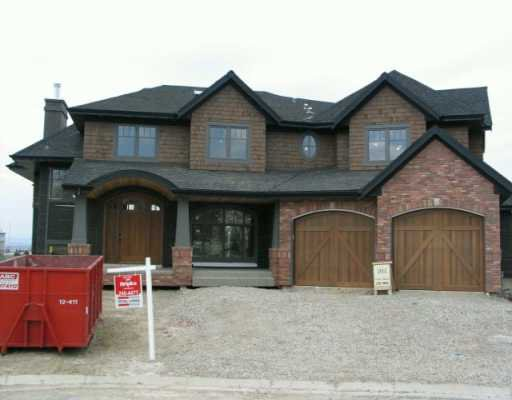 Main Photo:  in CALGARY: Springbank Hill Residential Detached Single Family for sale (Calgary)  : MLS®# C3169300