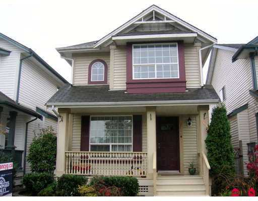 "Main Photo: 18540 64A Avenue in Surrey: Cloverdale BC House for sale in ""Clover Valley Station"" (Cloverdale)  : MLS®# F2624892"