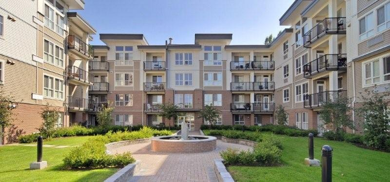"Main Photo: 104 5430 201ST Street in Langley: Langley City Condo for sale in ""The Sonnet"""