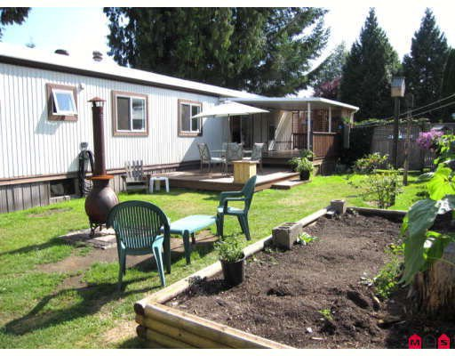 "Photo 8: Photos: 100 10221 WILSON Street in Mission: Stave Falls Manufactured Home for sale in ""TRIPLE CREEK ESTATES"" : MLS®# F2917423"