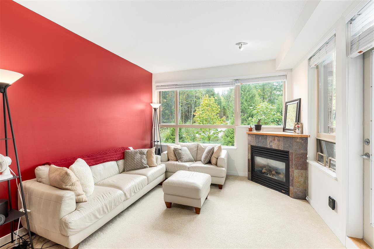 Main Photo: 408 560 RAVENWOODS Drive in North Vancouver: Roche Point Condo for sale : MLS®# R2405083