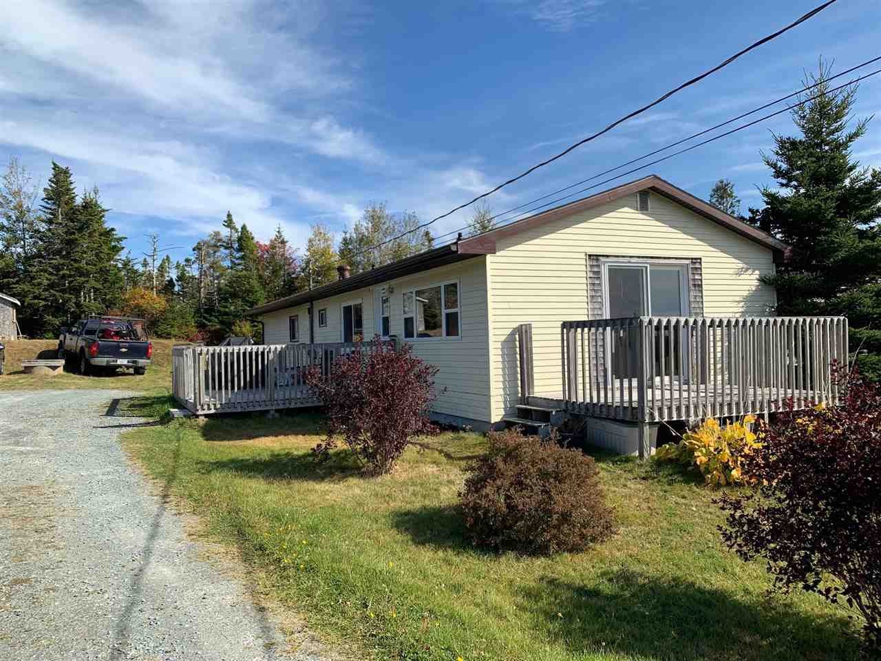 Main Photo: 1579 Ostrea Lake Road in Ostrea Lake: 35-Halifax County East Residential for sale (Halifax-Dartmouth)  : MLS®# 201924551