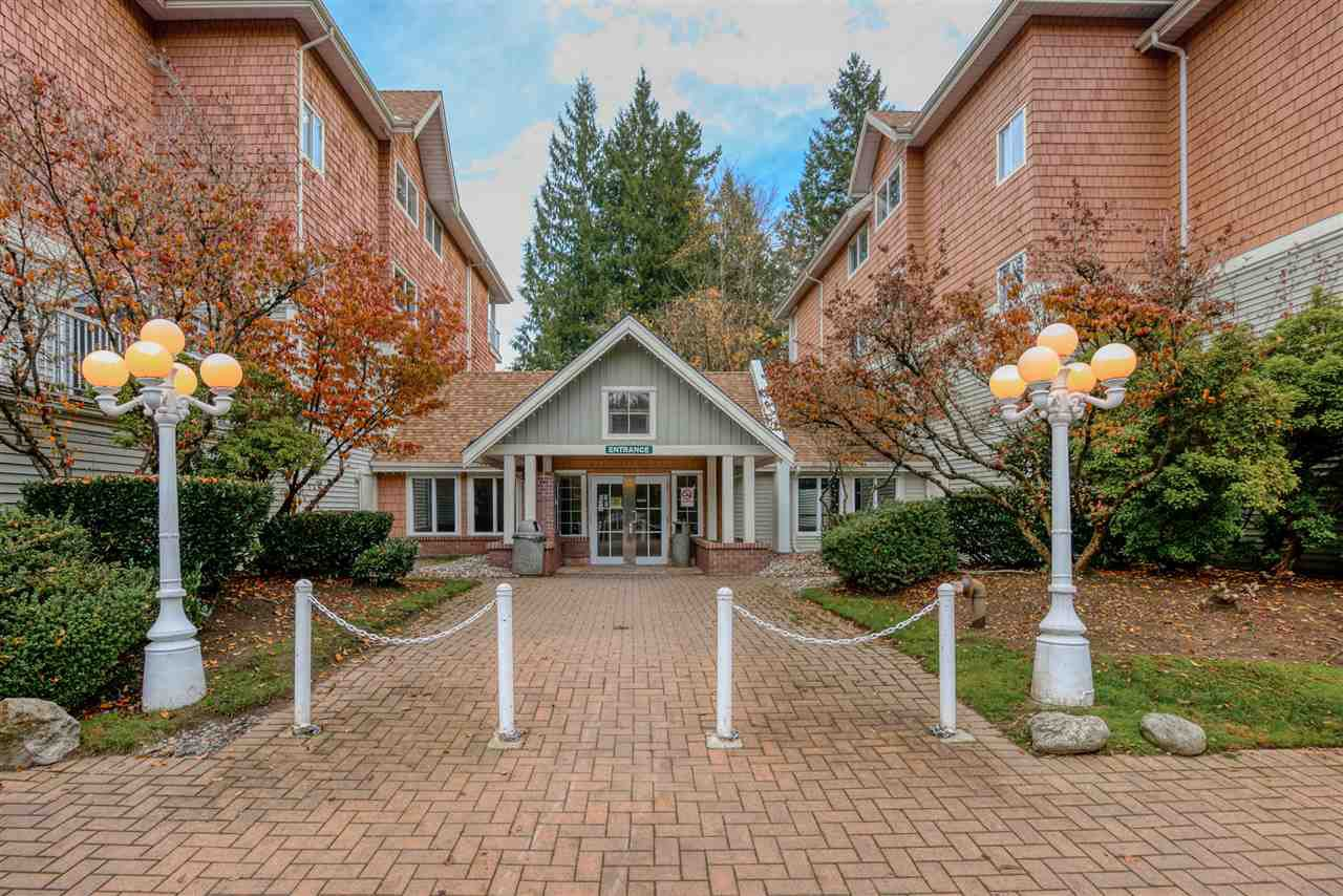 "Main Photo: 219 9626 148 Street in Surrey: Guildford Condo for sale in ""Hartford Woods"" (North Surrey)  : MLS®# R2419817"