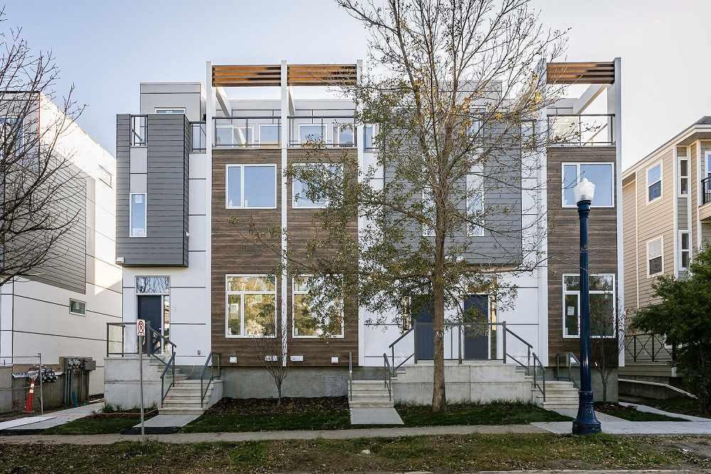 Main Photo: 1 9745 92 Street in Edmonton: Zone 18 Townhouse for sale : MLS®# E4181016