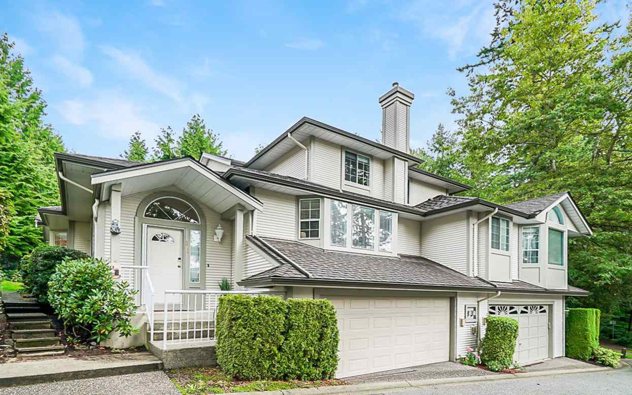 "Main Photo: 31 101 PARKSIDE Drive in Port Moody: Heritage Mountain Townhouse for sale in ""Treetops"" : MLS®# R2423114"