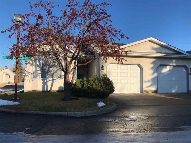 Main Photo: 5727 189 ST NW in Edmonton: Zone 20 House Half Duplex for sale : MLS®# E4180617