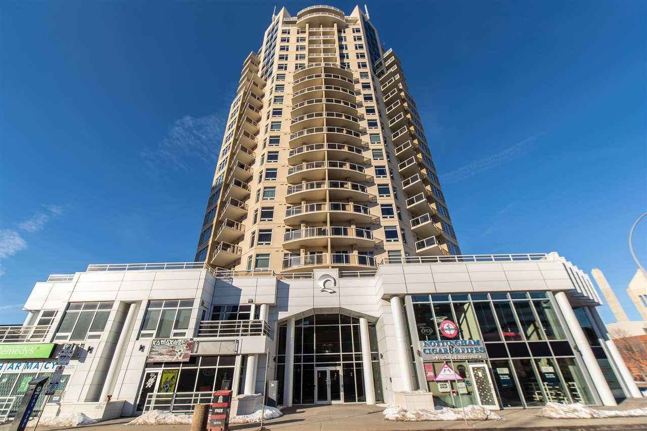 Main Photo: 405 10388 105 Street in Edmonton: Zone 12 Condo for sale : MLS®# E4188938
