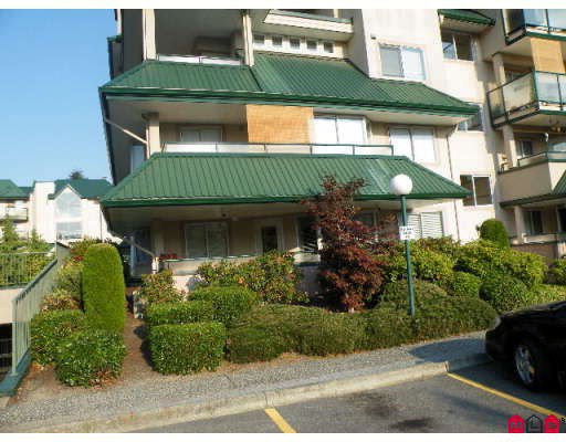 "Main Photo: 103 2960 TRETHEWEY Street in Abbotsford: Abbotsford West Condo for sale in ""CASCADE GREEN"" : MLS®# F2919775"