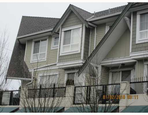 Main Photo: 205 815 1ST Street in New Westminster: GlenBrooke North Townhouse for sale : MLS®# V802564