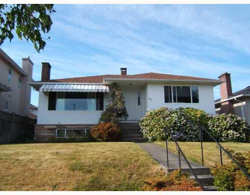"Main Photo: 721 W 63RD Avenue in Vancouver: Marpole House for sale in ""MARPOLE"" (Vancouver West)  : MLS®# V774676"