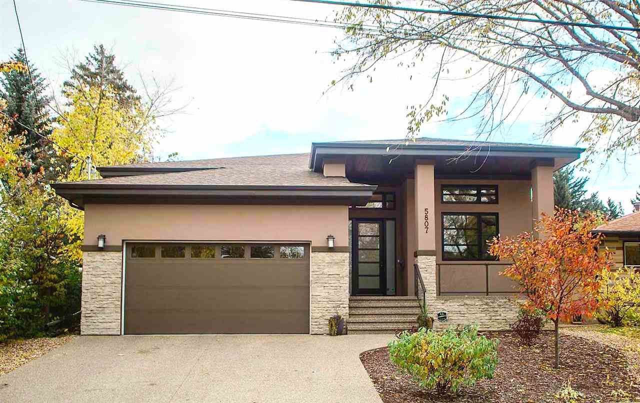 Main Photo: 5807 107 Street in Edmonton: Zone 15 House for sale : MLS®# E4183154