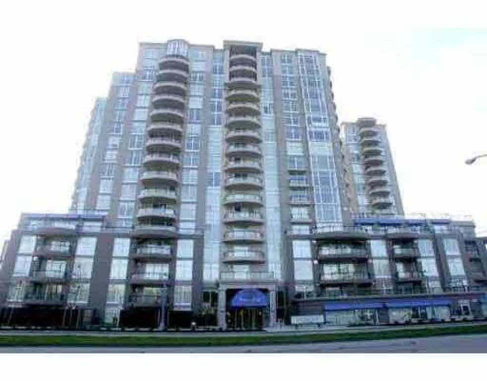 Main Photo: 803 8460 GRANVILLE AVENUE in Richmond: Brighouse South Condo for sale ()  : MLS®# V597585