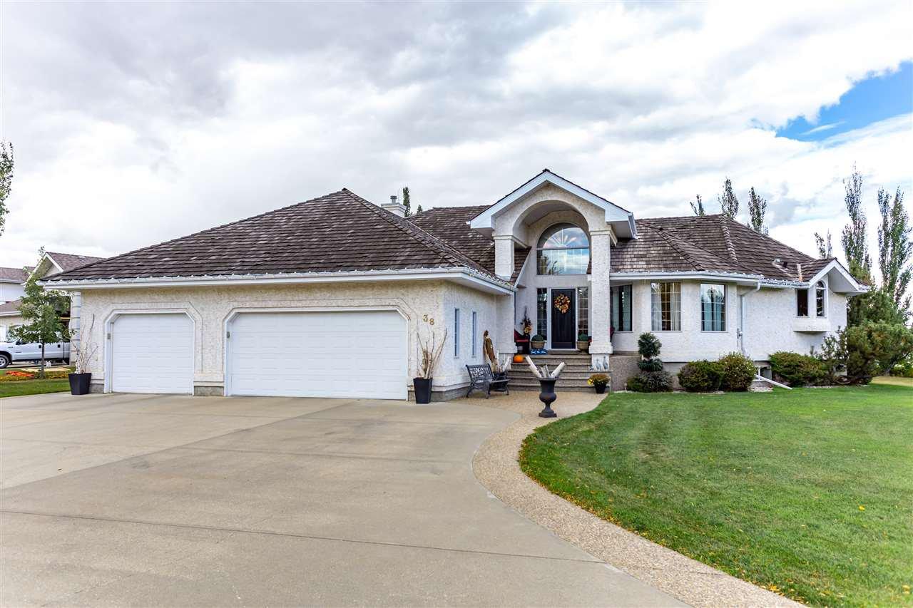 Main Photo: 38 Bristol Way: Rural Sturgeon County House for sale : MLS®# E4216312