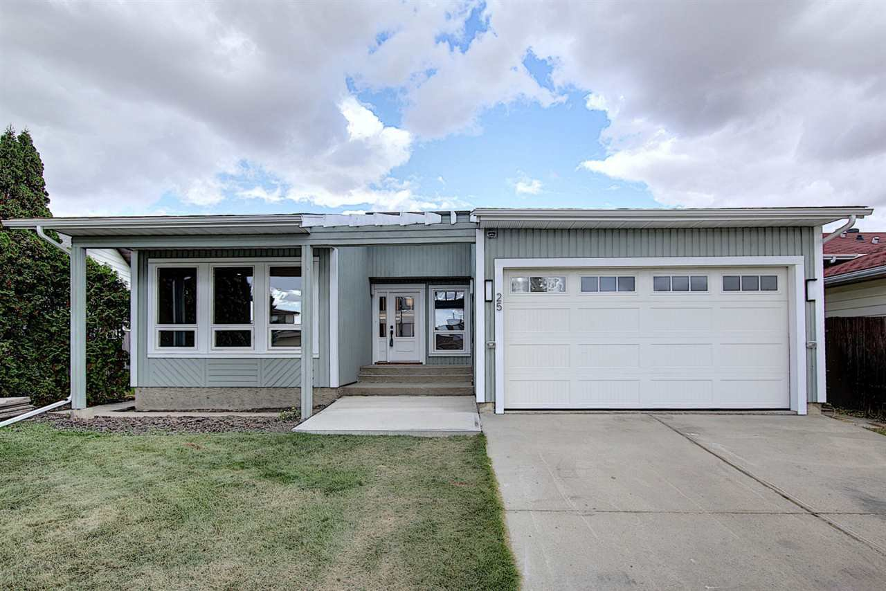 Main Photo: 25 STIRLING Road in Edmonton: Zone 27 House for sale : MLS®# E4220574