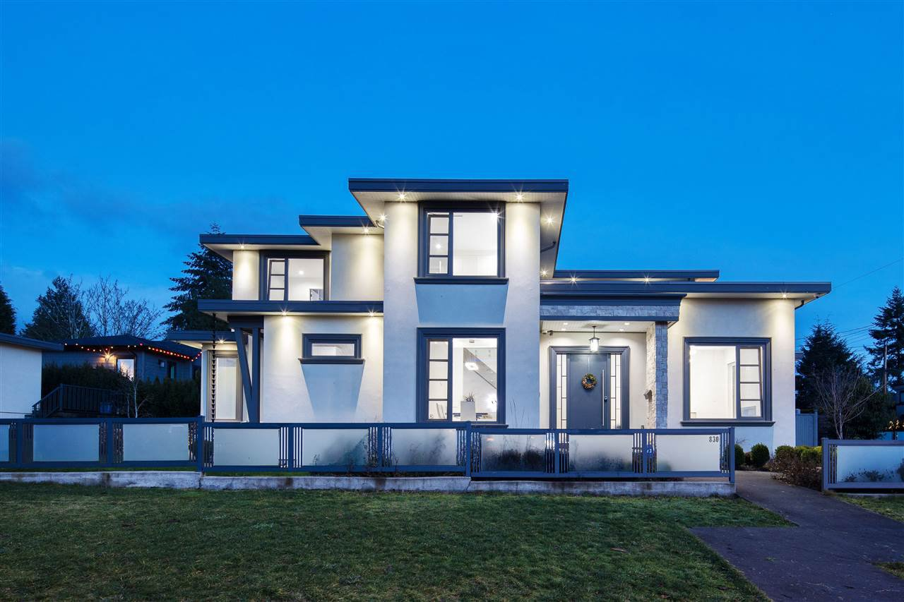 Main Photo: 830 SUTHERLAND Avenue in North Vancouver: Boulevard House for sale : MLS®# R2524977